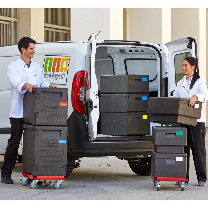 Gabinete térmico para transporte de alimentos  86 Litros - Cambro Cam GoBox