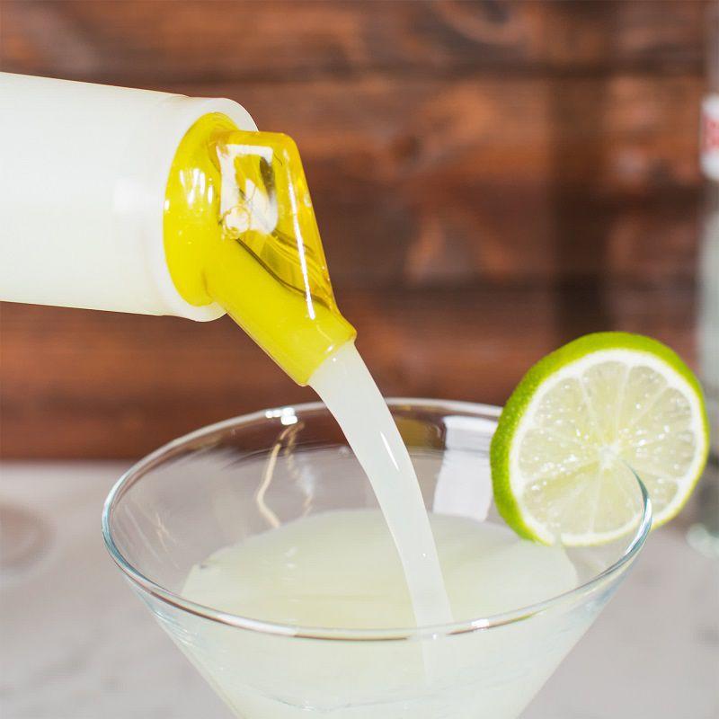 Garrafa Sucos Bar Storen Pour Master 2 litros - Amarelo