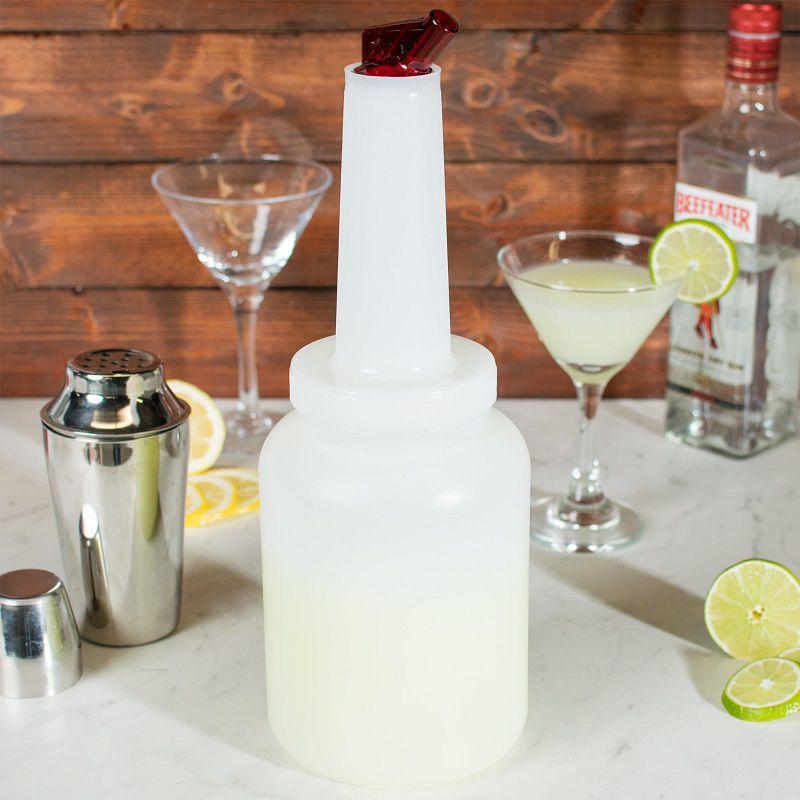 Garrafa Sucos Bar Storen Pour Master 2 litros - Vermelho