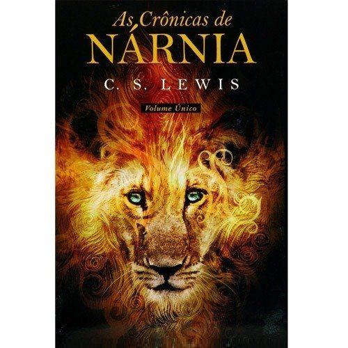 Livro - As Crônicas de Nárnia - C. S. Lewis