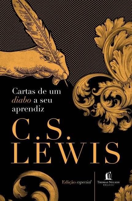 Livro - Cartas de um Diabo a seu Aprendiz - C. S. Lewis