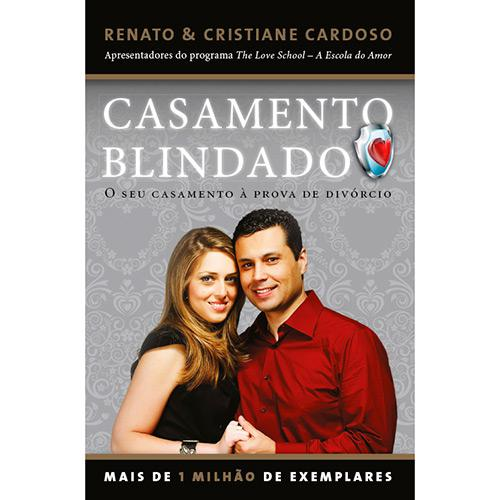 Livro - Casamento Blindado - Renato e Cristiane Cardoso