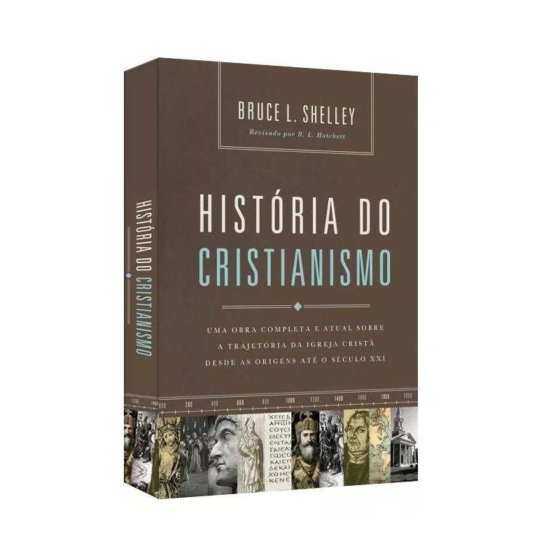 Livro - História do Cristianismo - Bruce Shelley