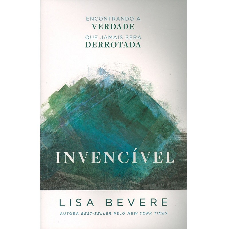 Livro  - Invencível - Lisa Bevere