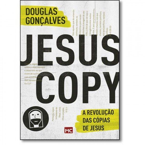 Livro Jesus Copy  Douglas Gonçalves