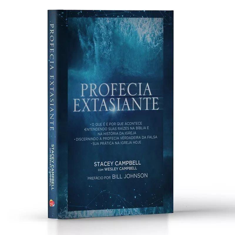 Livro - Profecia Extasiante - Stacey Campbell
