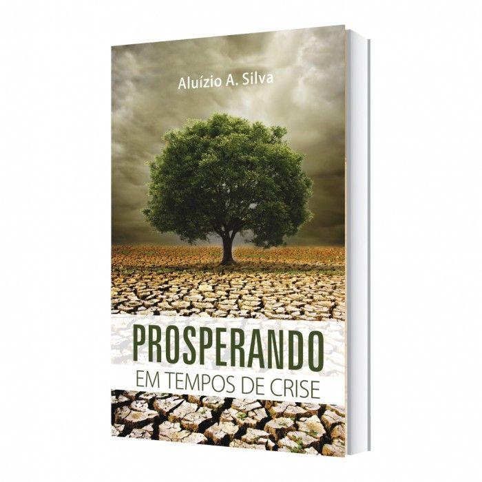 Livro - Prosperando Em Tempo de crise - Aluízio A. Silva