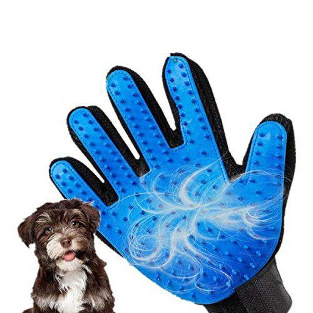 Luva Pet Magic Touch  - Escova Nano Magnética para Tirar Pelos de Cães e Gatos | Noah Shop