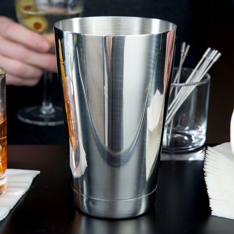 Mini Tim Tampa Coqueteleira Inox 540ml/18 Oz Cocktail Shaker
