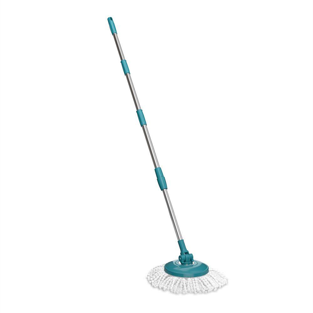 Mop Giratório Limpeza Esfregão Fit Flash Limp Mop5010