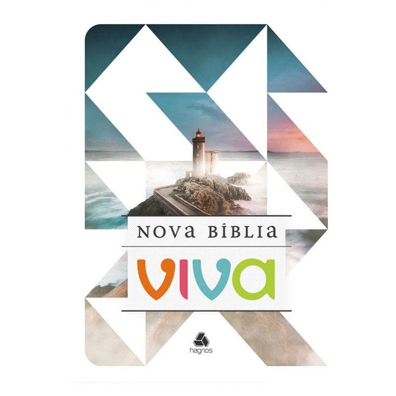 Nova Bíblia Viva - Capa Farol