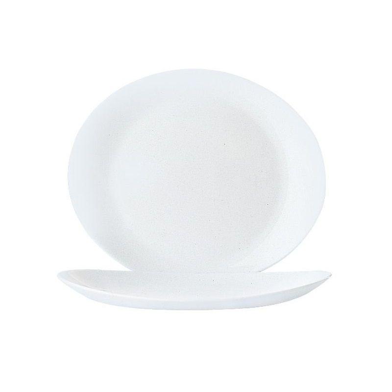 Prato Oval 30Cm Steak - Arcoroc