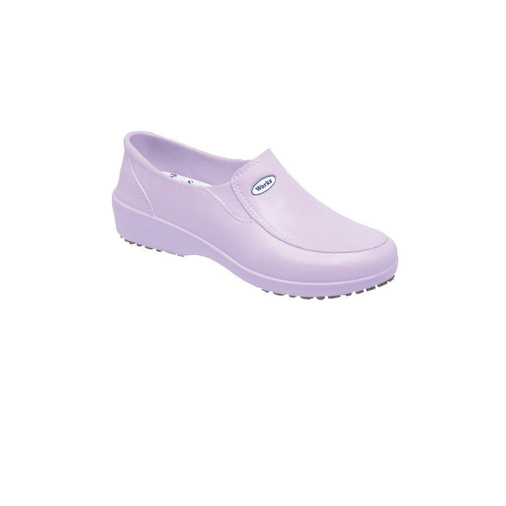 Sapato Lady Soft Works BB95 - Ameixa