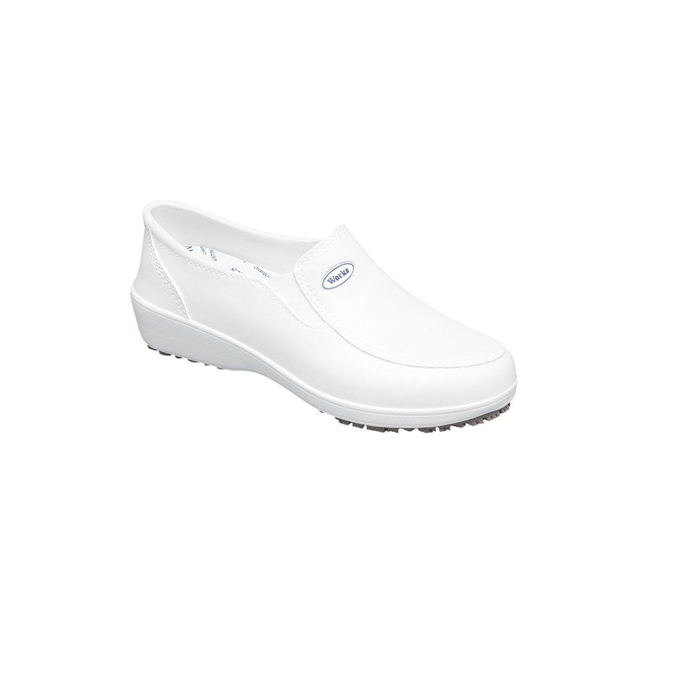 Sapato Lady Soft Works BB95 - Branco