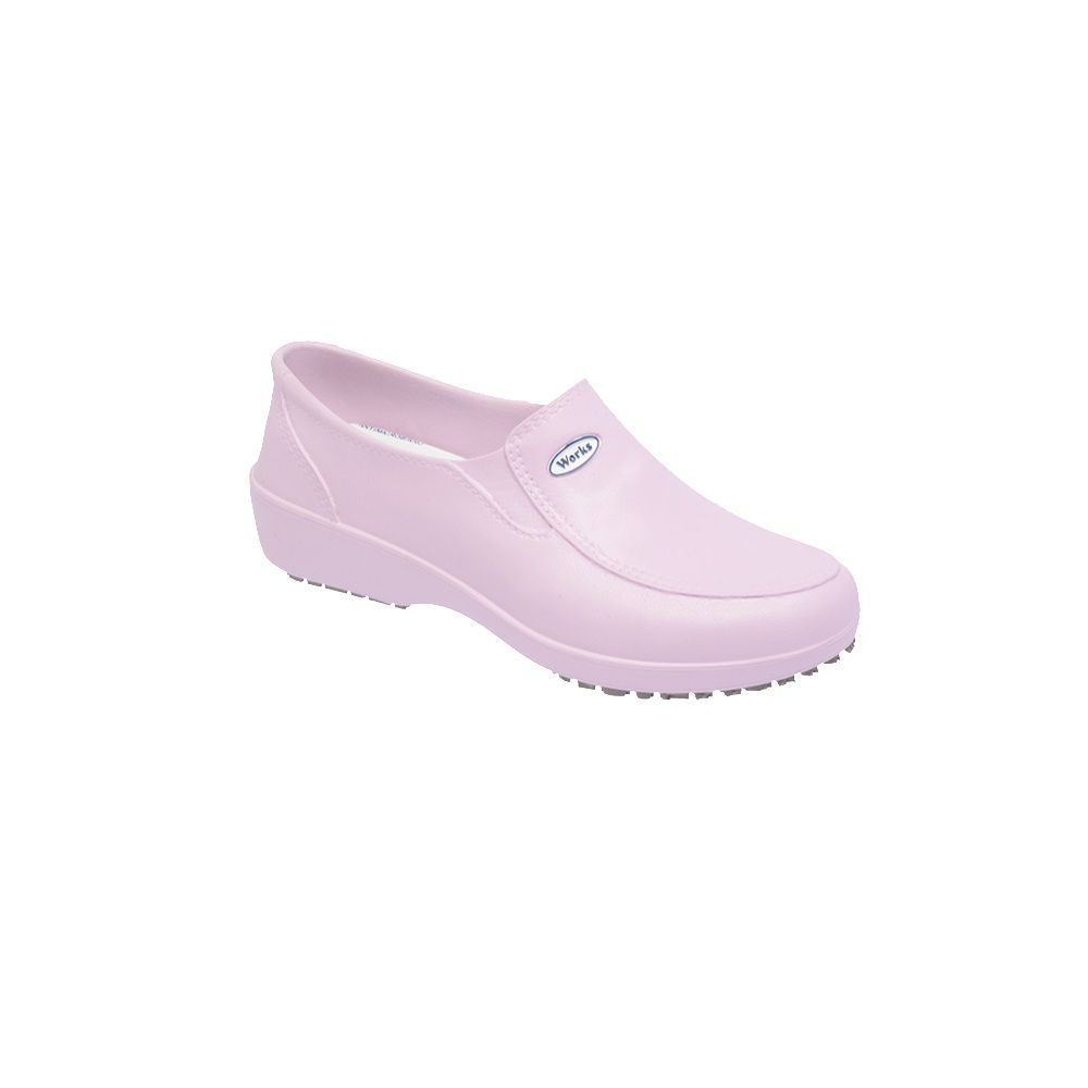 Sapato Lady Soft Works BB95 -  Rosa