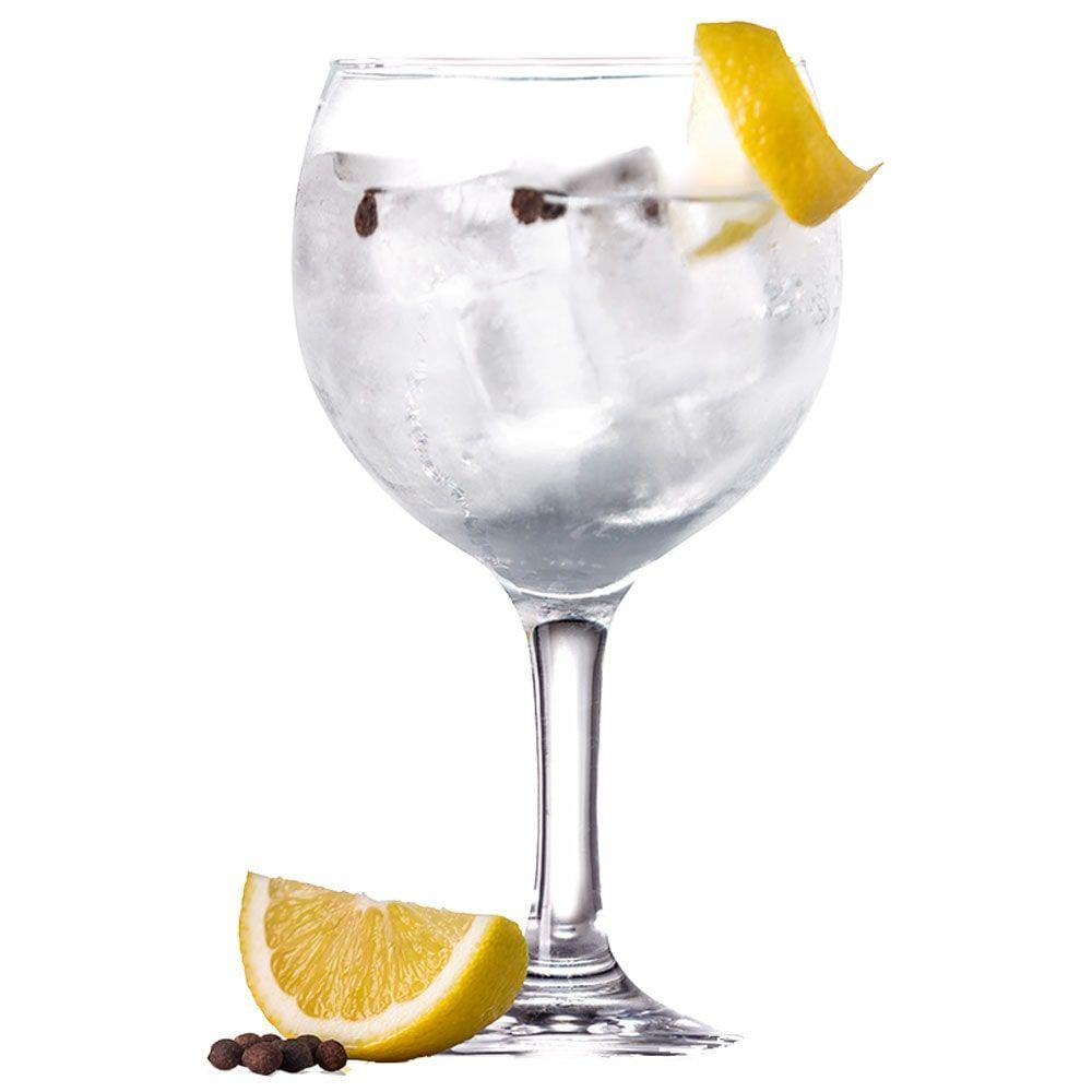 Taça de Gin Tônica Vidro 655ml - Nadir