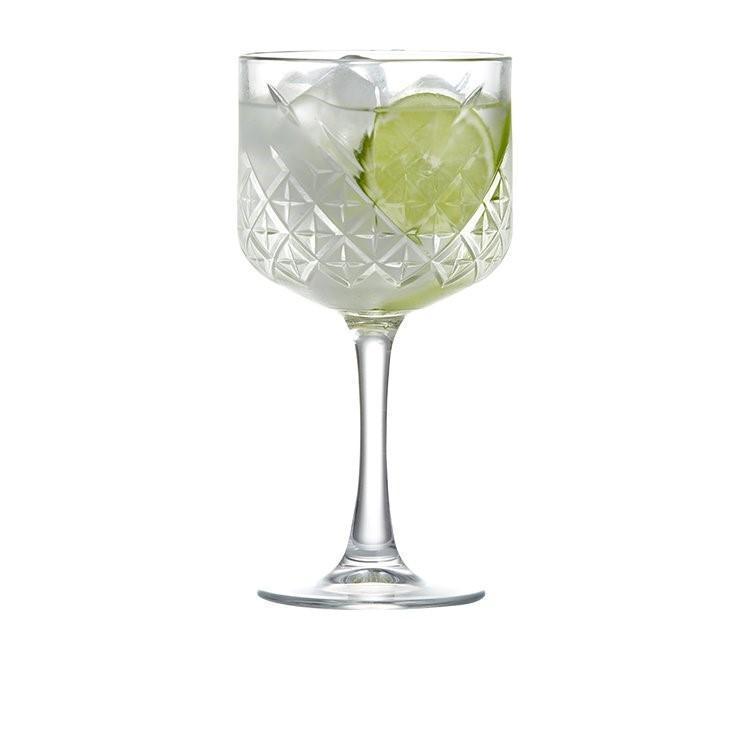Taça Gin 500ml Jogo 4 Unidades
