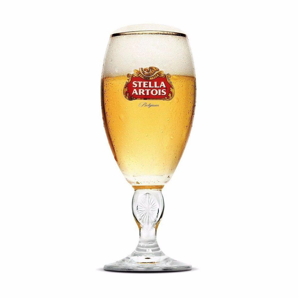 Taça para Cerveja Stella Artois 250ml - Crisal