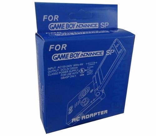 Fonte Game Boy Advance Sp Nintendo Ds Bivolt 100~240v