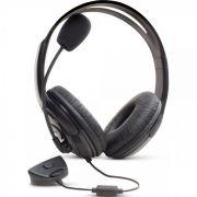 Fone Headset Xbox 360 Duplo Acolchoado Jogue e Converse Online