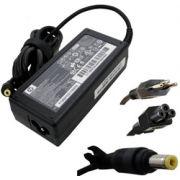 Fonte Carregador HP Compaq 18,5v 3,5a 65w Plug Fino 1.7mm Original