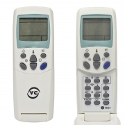 Controle para Ar Condicionado Lg TSNC122YMA1TS-NC092TMAI UQ122BSAI TS-NC1825MA3 Compatível