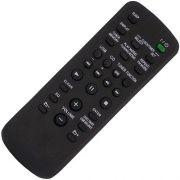 Controle Remoto Aparelho de Som Sony RM-SCU37B CMT-LX10R CMT-FX200 FST-SH2000 MHC-EC590 MHC-EC599 MHC-ESX6 MHC-ESX8  MHC-ESX9 MHC-EX66 MHC-EX88 MHC-EX99