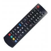 Controle Remoto Smart Tv LG Led 40LF6350 43LF6350 49LF6350 55LF6350 60LF6350 42LF6400 Função Futebol