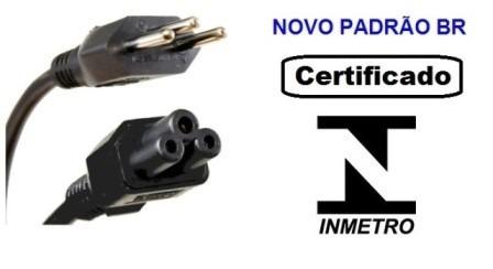 Fonte Carregador Notebook  Intelbras  I10 I35 I61 I268 I435 I415 I453 I550 I532 19v 3.42a 65w