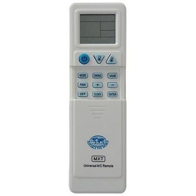 Controle Ar Condicionado Universal 100 em 1 Funciona em Vários Modelos