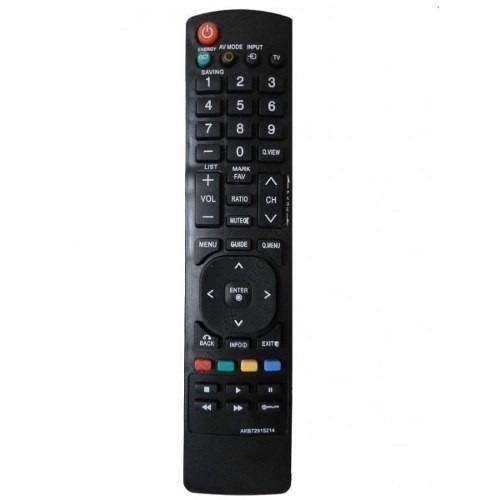 Controle Remoto Tv LG Lcd Led Plasma Akb72915252 Akb72915214 32LE5300 42LE4300