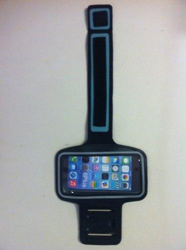 Suporte Braço Armband Braçadeira Samsung Galaxy Iphone 5 5s 6 6s 7 plus