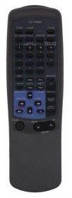 Controle Remoto Aparelho de Som Aiwa 1 CD e 3 CDs da Linha NSX e CX RC-TN450EX