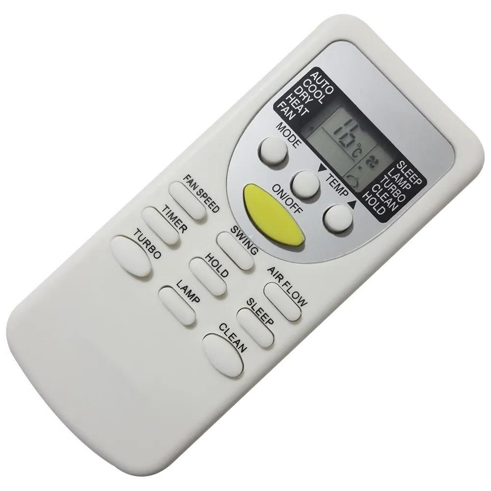 Controle Remoto Ar Condicionado Komeco MXS07QCE ABS09QCE LTS12QCE G1