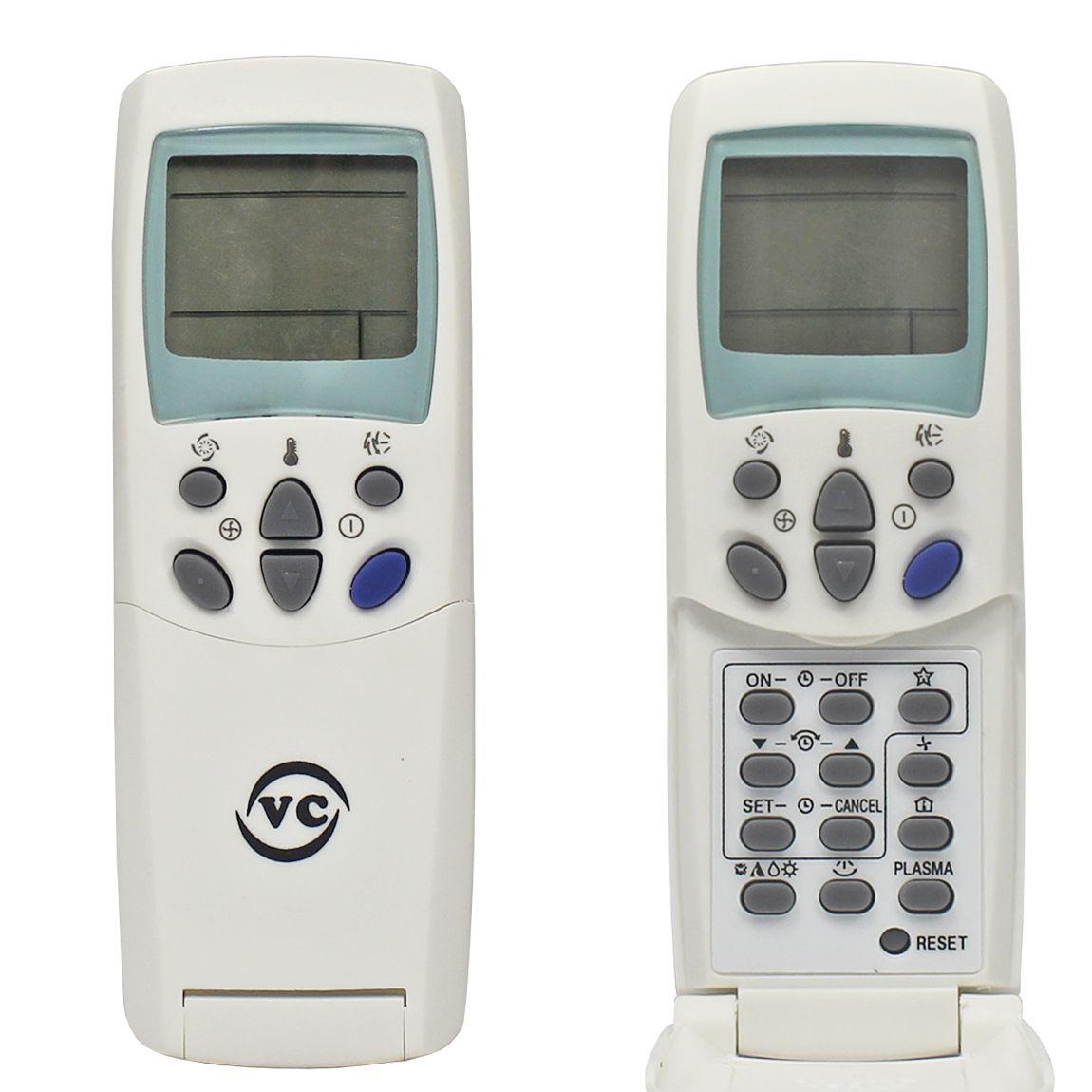 Controle Remoto Ar Condicionado Lg Modelo Split Ou Janela