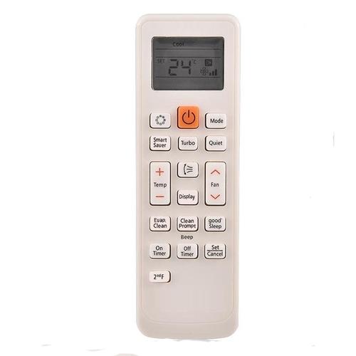 Controle Remoto Ar Samsung Split AQ09UWBU AQ12UWBVXAZ AQV18PSBT AQV24PSBTXAZ