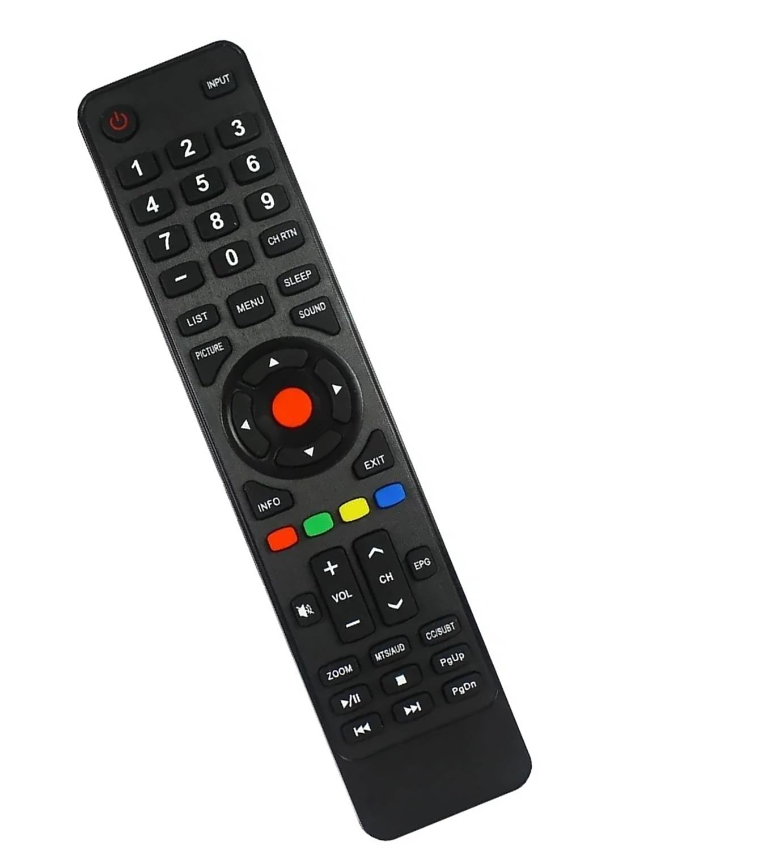 Controle Remoto compatível Tv  H-buster Hbtv-32d06hd Hbtv-42d06fd