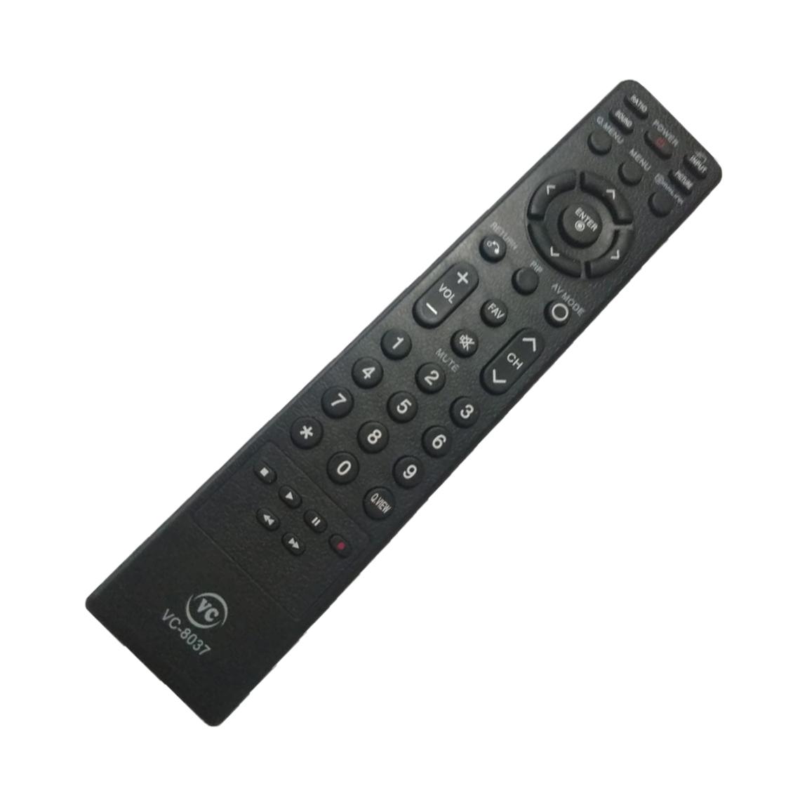 CONTROLE REMOTO COMPATÍVEL W7985 VC8037 PARA LG TV