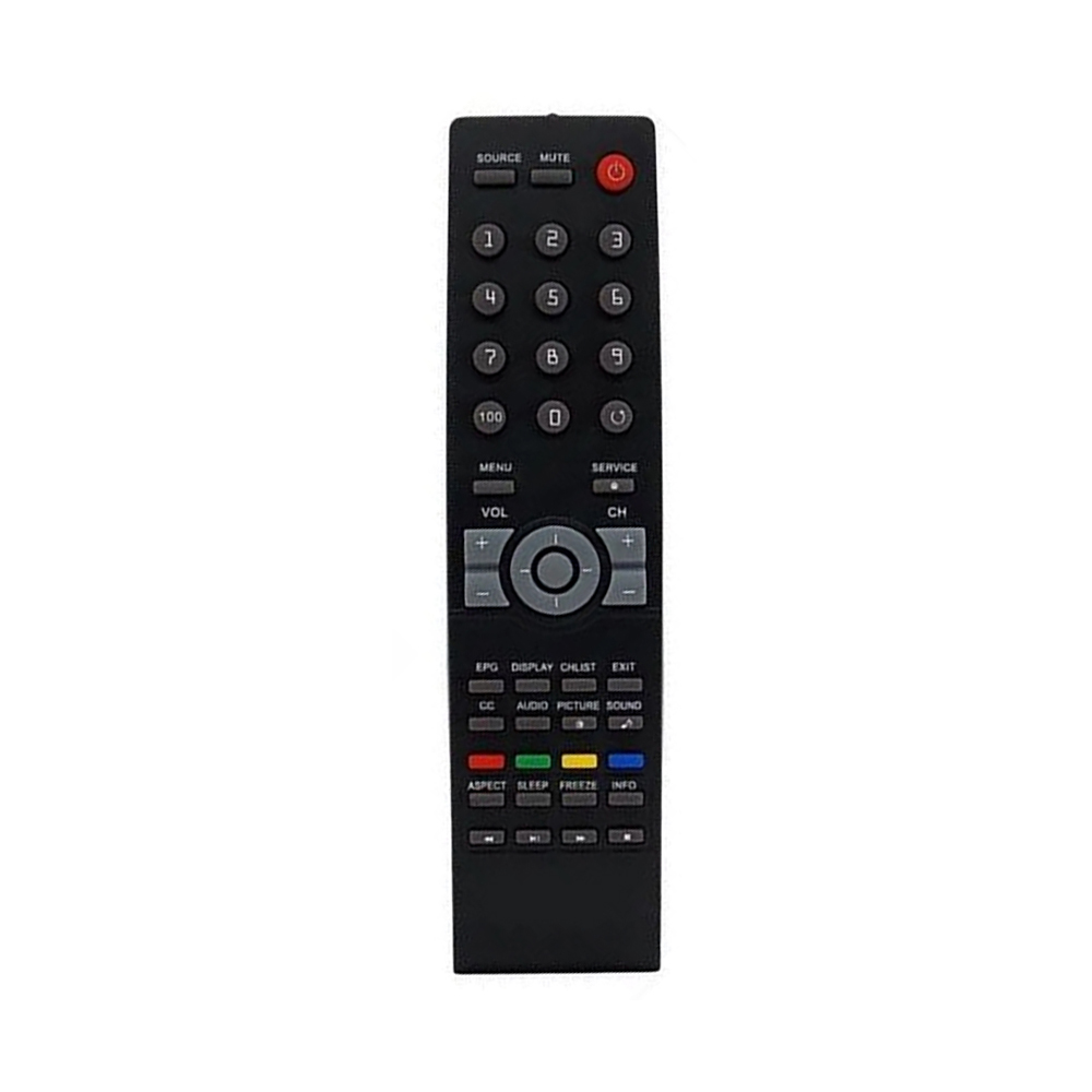 CONTROLE REMOTO PARA TV AOC LCD W7406 VC8072 COMPATÍVEL