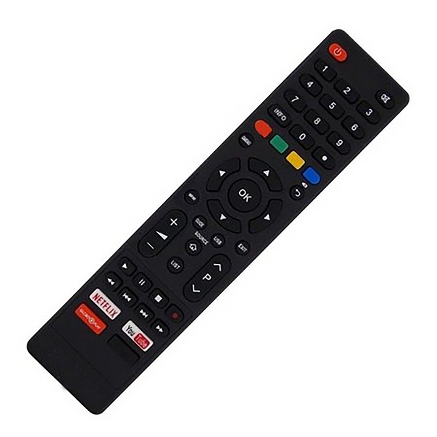 Controle Remoto para TV Philco PTV49F68DSWN 4K PTV43F61DSWNT PTV49E68DSWN