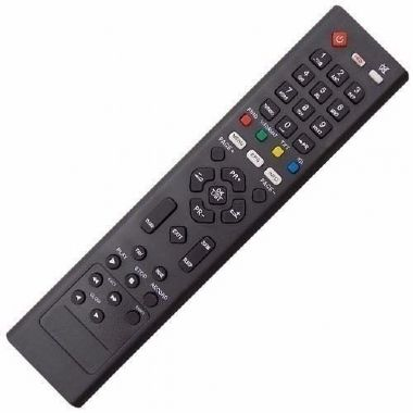 Controle Remoto Receptor Azamérica F90 S800 S806 S807 S808 S809 S810B S812 S900 S912