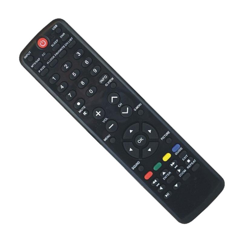 CONTROLE REMOTO TV H-BUSTER HBTV-42DO3HD HTR-D19 HBTV-32D01HD COMPATÍVEL