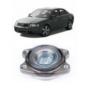 Cubo de Roda Dianteira AUDI A4 2000-2008 (AWD e FWD) com ABS