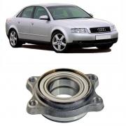 Cubo de Roda Dianteira AUDI A4 2000 até 2008 (AWD e FWD) com ABS