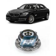 Cubo de Roda Dianteira BMW 740i, 740Li , X-drive, 2009 até 2015, com ABS