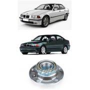 Cubo de Roda Dianteira BMW Serie 3 1992 até 2005, com ABS