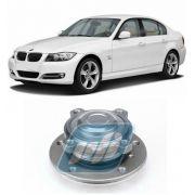 Cubo de Roda Dianteira BMW Serie 3 2005 até 2013, com ABS