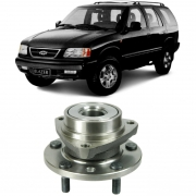 Cubo de Roda Dianteira CHEVROLET Blazer 1998 até 2011, 4x4, sem ABS