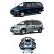 Cubo de Roda Dianteira CHRYSLER Caravan e Grand Caravan 1996 até 2007