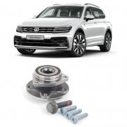 Cubo de Roda Dianteira VW Tiguan Allspace 2017 até 2020